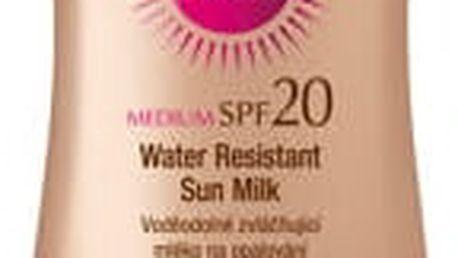 Dermacol Sun SPF20 200 ml opalovací přípravek na tělo W