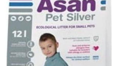 Podestýlka Asan Pet Silver 12l