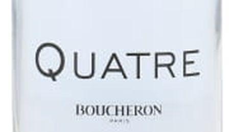 Boucheron Boucheron Quatre Pour Homme 100 ml toaletní voda pro muže