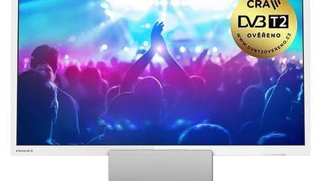 Televize Philips 24PFS5231 bílá
