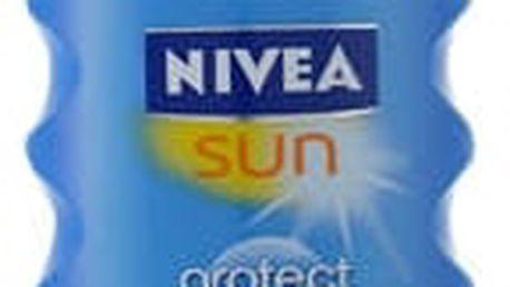 Nivea Sun Protect & Bronze SPF30 200 ml opalovací přípravek na tělo W