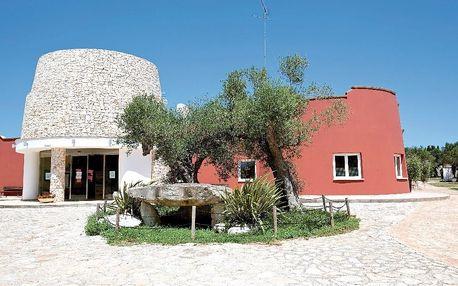 Itálie - Apulská oblast (Puglia) na 8 dní, all inclusive s dopravou vlastní