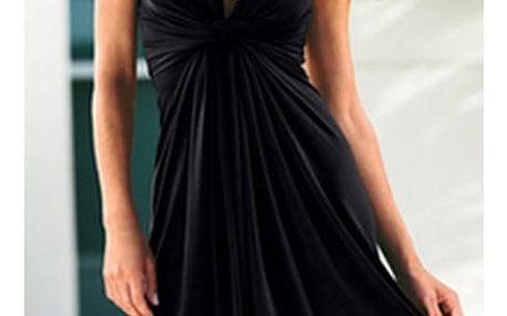 Dámské večerní šaty - Černé ve velikosti 5