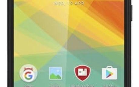 Mobilní telefon Prestigio Grace S7 Dual SIM (PSP7551DUOBLACK) černý