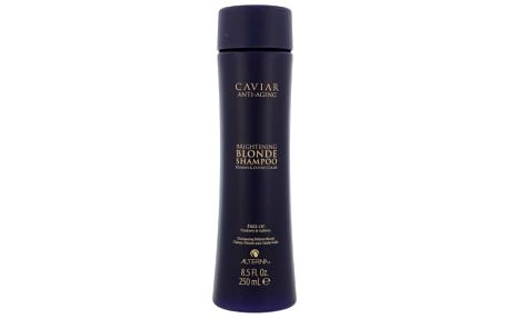 Alterna Caviar Anti-Aging Brightening Blonde 250 ml šampon pro ženy