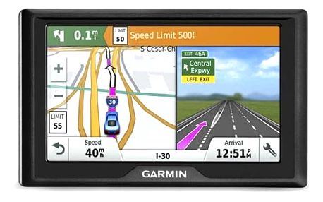Navigační systém GPS Garmin Drive 50 Lifetime Europe20 černá + Doprava zdarma