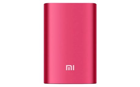 Power Bank Xiaomi 10000mAh (AMI123) červená