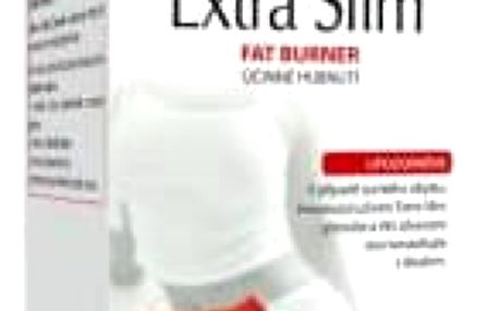 Dr. Egrt Extra Slim Fat Burner 120 tbl. (60+60)