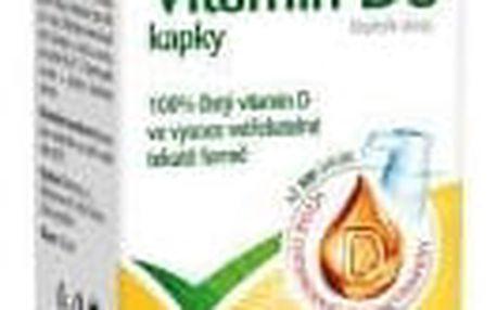 WALMARK Vitamin D3 400IU 15 ml