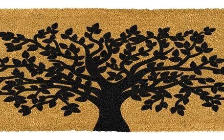 Dlouhá rohožka Artsy Doormats Tree Of Life,120x40cm - doprava zdarma!