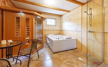 4 až 6denní pobyt v apartmánovém domě U Vodárny v Jizerských horách až pro 4 osoby