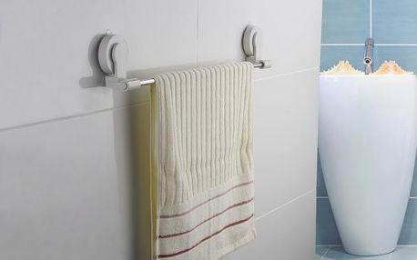 Držák na ručníky/utěrky bez nutnosti vrtání ZOSO Towel Hanger - doprava zdarma!