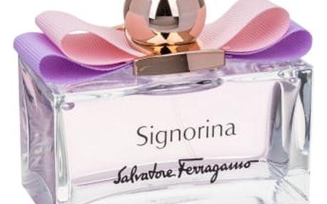 Salvatore Ferragamo Signorina 100 ml toaletní voda pro ženy
