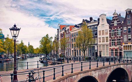 4denní zájezd do Nizozemska, návštěva sýrového trhu, skanzenu s větrnými mlýny i královského paláce