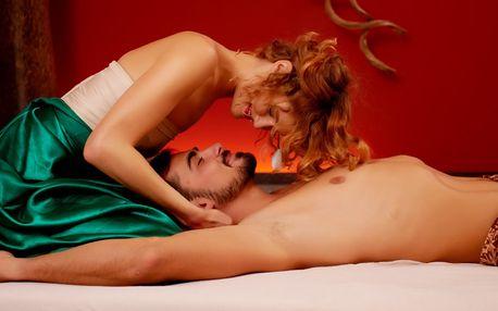 Od doteku k intimitě: Kurzy tantrické masáže
