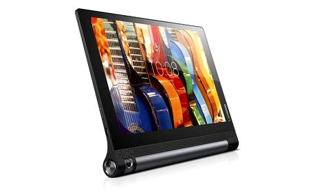 Dotykový tablet Lenovo Yoga Tablet 3 10 LTE (ZA0K0036CZ) černý SIM s kreditem T-Mobile 200Kč Twist Online Internet (zdarma)Software F-Secure SAFE 6 měsíců pro 3 zařízení (zdarma) + Doprava zdarma