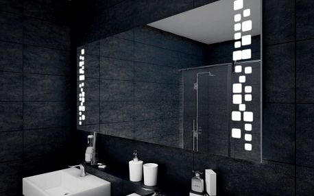 ArtForma Zrcadlo s LED osvětlením V-38
