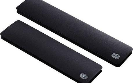 CoolerMaster MasterAccessory Wrist Rest, L, černá - SGA-KR01-KLRG1
