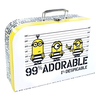 Dětský kufr Mimoni