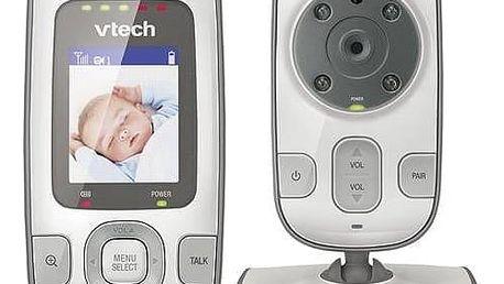 Dětská elektronická chůva Vtech BM2600 video + Doprava zdarma