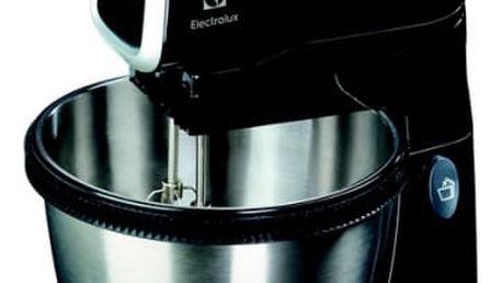 Ruční šlehač s mísou Electrolux ESM3310 černý/nerez