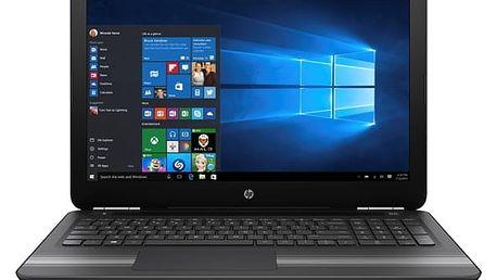 Notebook HP 15-aw013nc (E9N22EA#BCM) černý + DOPRAVA ZDARMA