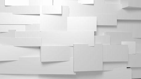 W+G fototapeta 3D kamenná stěna 366x254 cm