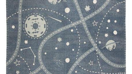 Dětský koberec Nattiot Little Galaxy, 100x140cm - doprava zdarma!