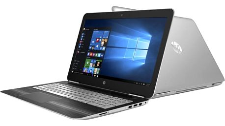 HP Pavilion Gaming 15 (15-bc200nc), stříbrná - 1GM75EA + Kupon na hru ROCKET LEAGUE, platnost od 30.5.2017 - 31.7.2017