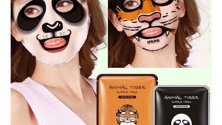 Slupovací pleťová maska Zvířátko 30 g