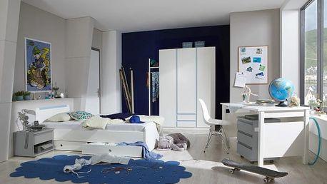 Bibi - Set 1 (alpská bílá, modrá)