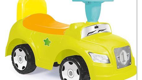 DOLU Odrážedlo auto 2 v 1, zelené