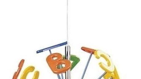 Dětské závěsné světlo Rabalux ABC 4716