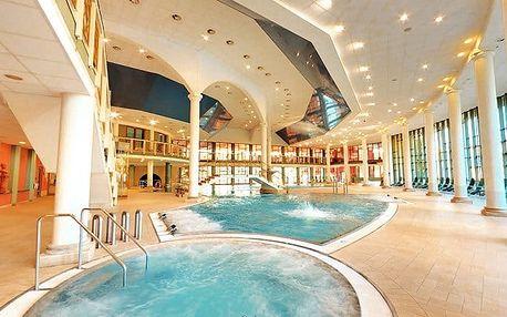 3–4denní pobyt pro 1 s volným vstupem do Aquafora v hotelu Metropol*** ve Fr. Lázních