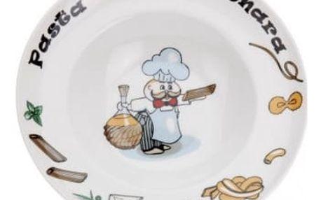 Talíř na těstoviny hluboký 27 cm Pasta Carbonara EXCELLENT KO-DN2000100carb