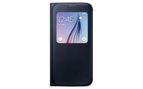 Pouzdro na mobil flipové Samsung pro Galaxy S6 (EF-CG920PB) (EF-CG920PBEGWW) černé