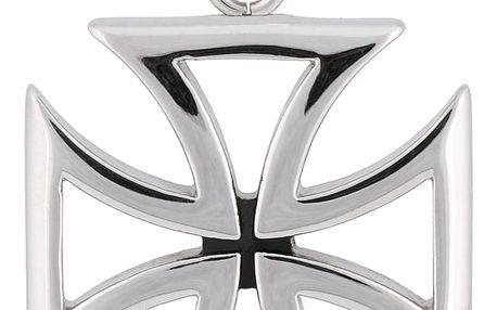 Fashion Icon Přívěsek chirurgická ocel kříž