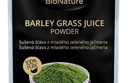 Bionature Mladý zelený ječmen sušená šťáva 200 g