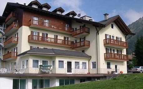 Itálie - Dolomity Superski na 8 dní, polopenze s dopravou vlastní