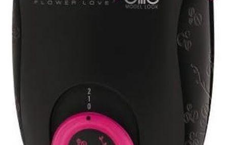 Pedikúra Rowenta EP2702F0 černá/růžová