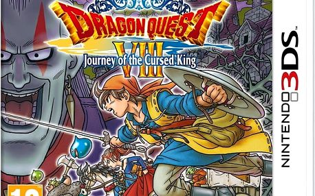 Dragon Quest VIII: Journey of the Cursed King (3DS) - 045496474508