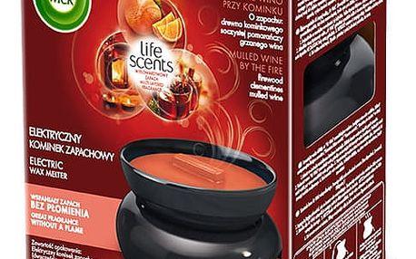 AIRWICK Wax Melt Elektrický ohřívač vosku Svařené víno u krbu 33 g