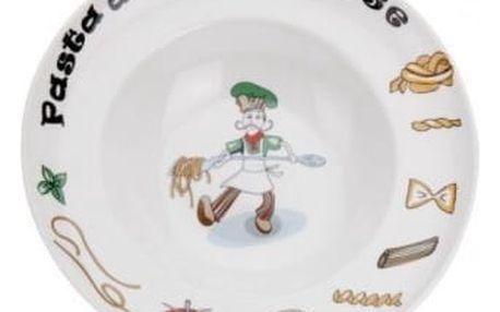 Talíř na těstoviny hluboký 27 cm Pasta Bolognese EXCELLENT KO-DN2000100bolo