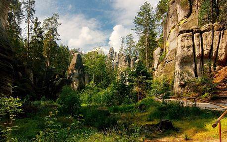 Až 6 dní s polopenzí v čarokrásném Adršpachu
