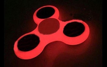 Fidget spinner - svíticí v noci - dodání do 2 dnů
