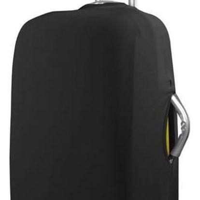 Prachotěsný obal na kufr - Černá 24