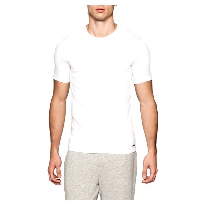 Calvin Klein 2 Pack bílých pánských triček