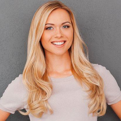 Střih, regenerace i melír pro všechny délky vlasů