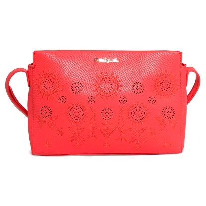 Desigual červená kabelka Vegas Vanesa