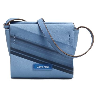 Calvin Klein modrá kabelka M4RISSA Mini Crossbody